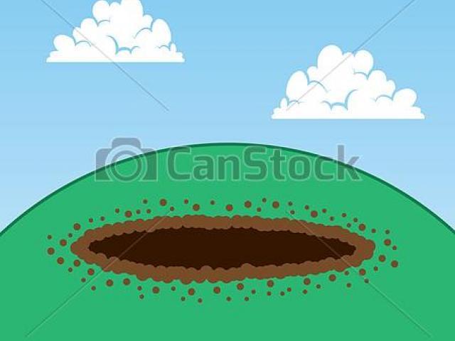 Hole clipart soil. Free dirt download clip
