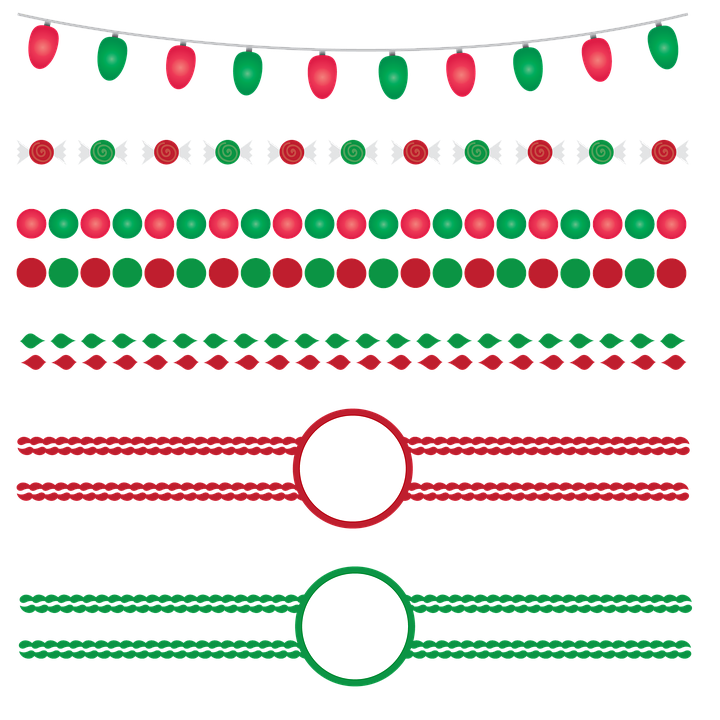 Free image on pixabay. Holiday border png