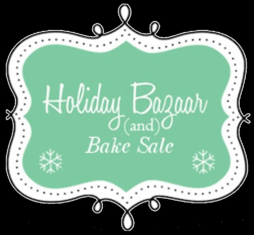 Holiday clipart bake sale. Bazaar east benton county