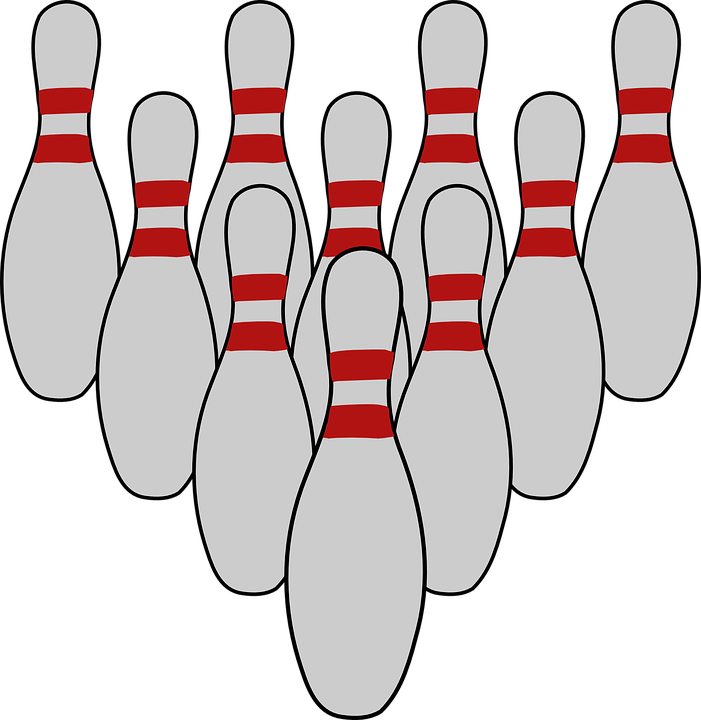 Holiday clipart bowling. Free image on pixabay