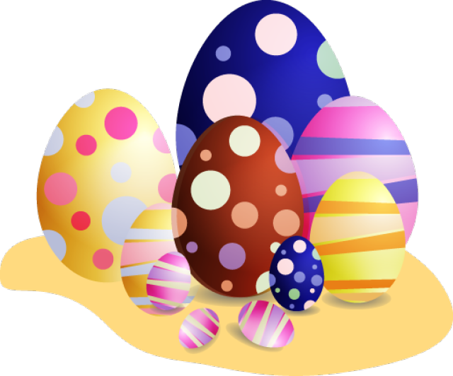 Holiday clipart easter. Web design baskets clip