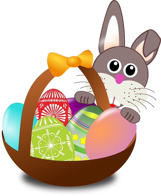 Holiday clipart easter. The bunny was first