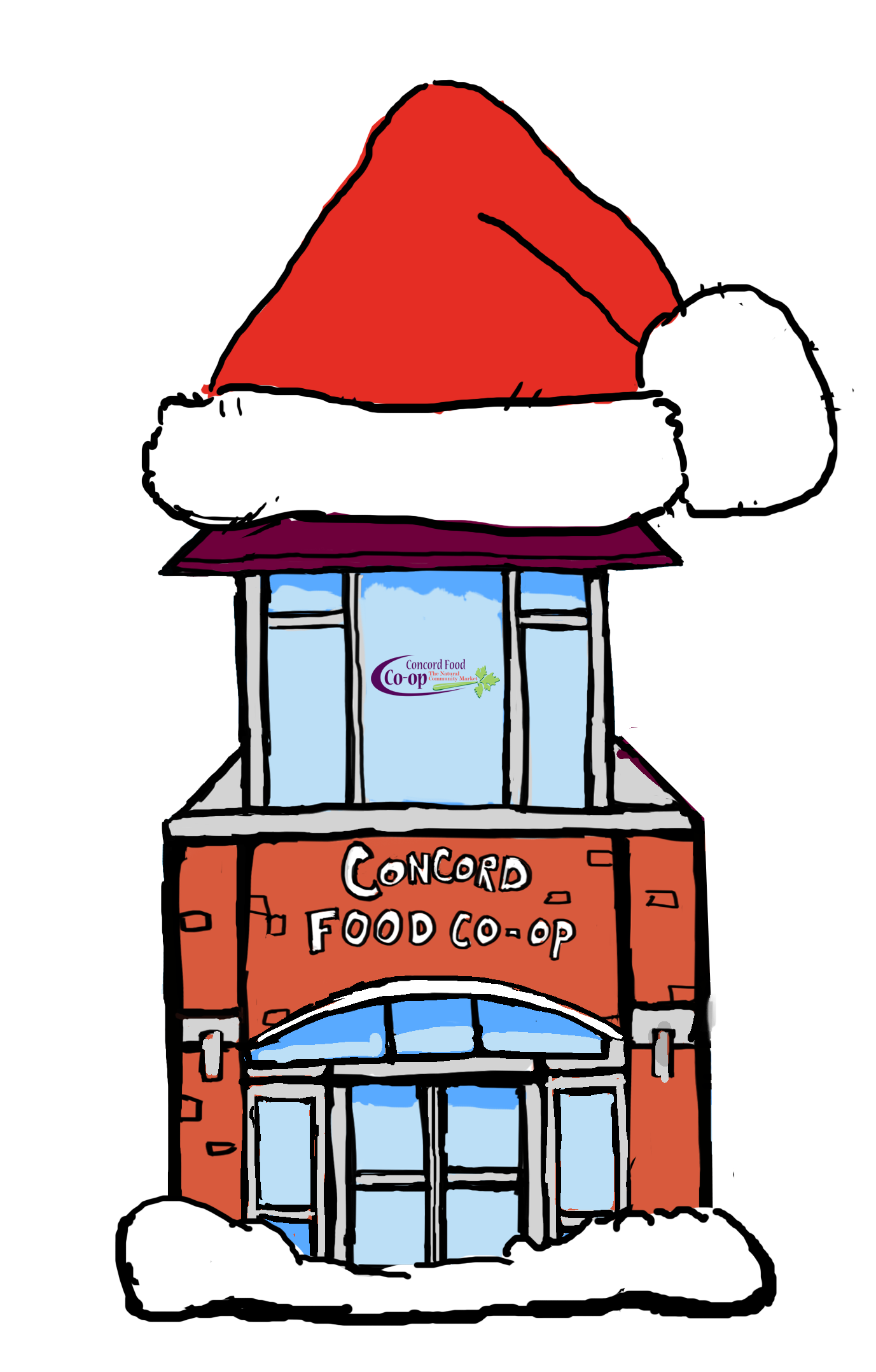 Holiday clipart holiday meal. Ordering concord food co
