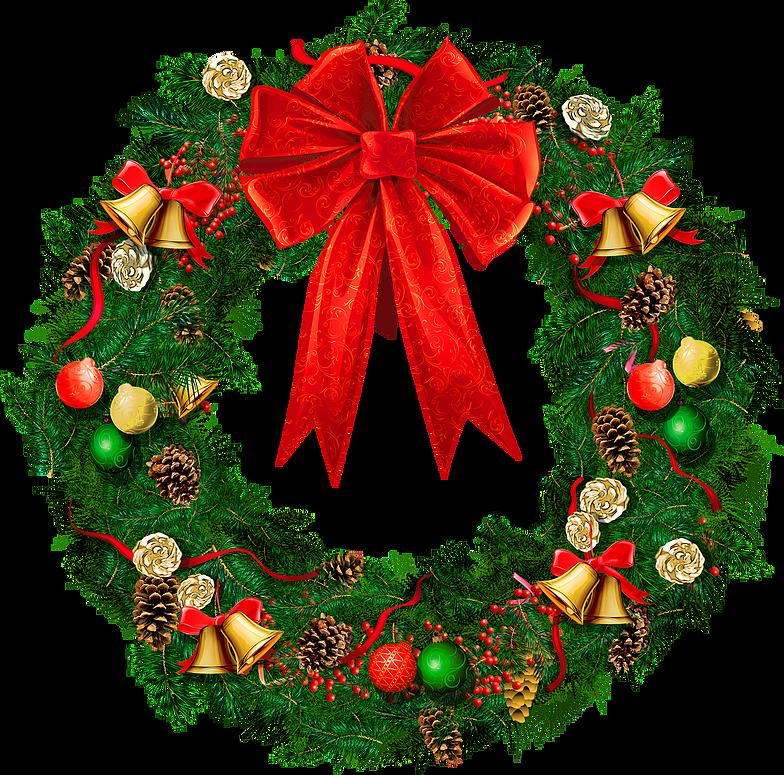 Uhna santa at the. Holiday clipart hot cocoa