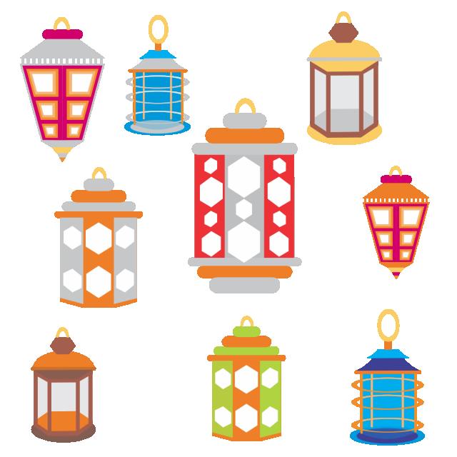 Holidays clipart lantern. Png lamp light vector