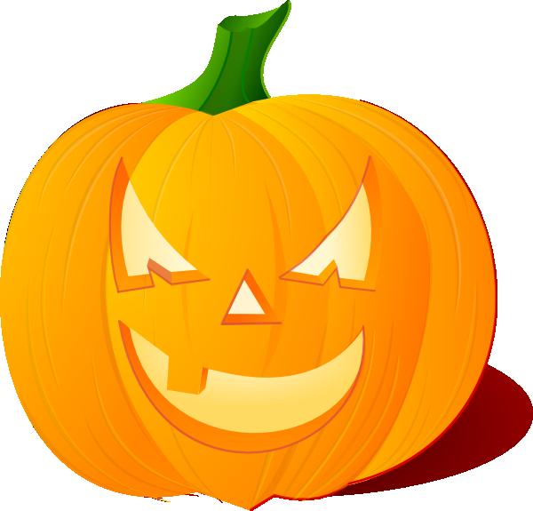 Holidays clipart lantern. Free vector pumpkin clip