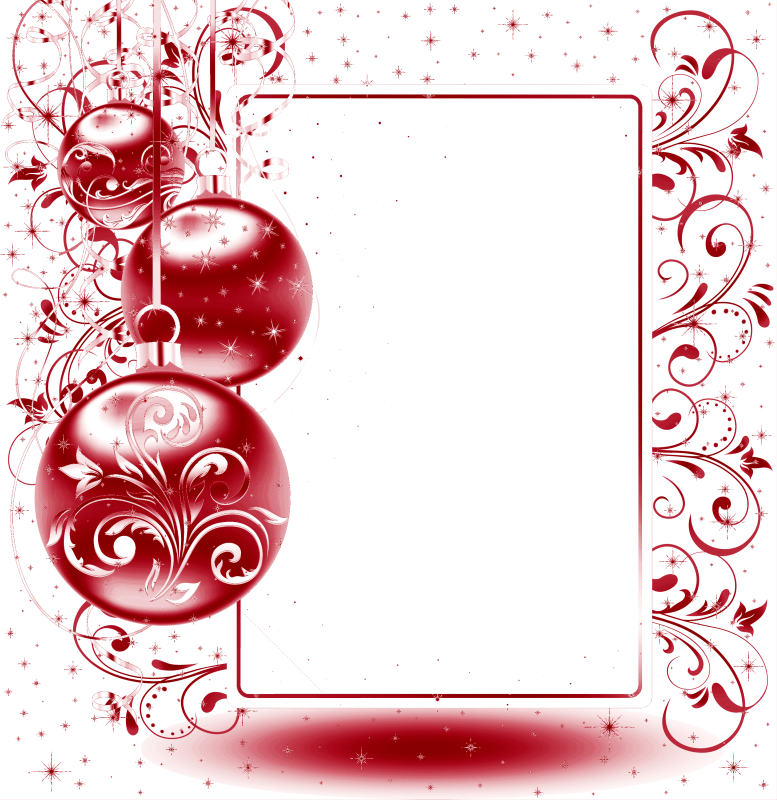 Pin by jokkaby on. Holiday clipart picture frame