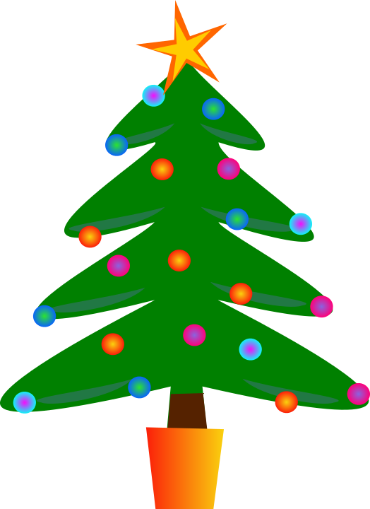 Download free pictures ginva. Woodland clipart christmas tree