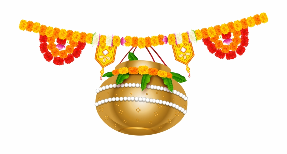 Holidays clipart reminder. Indian flower decoration png