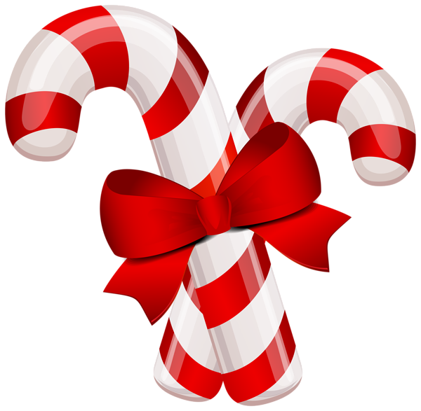 Holiday clipart sticker. Christmas classic candy canes