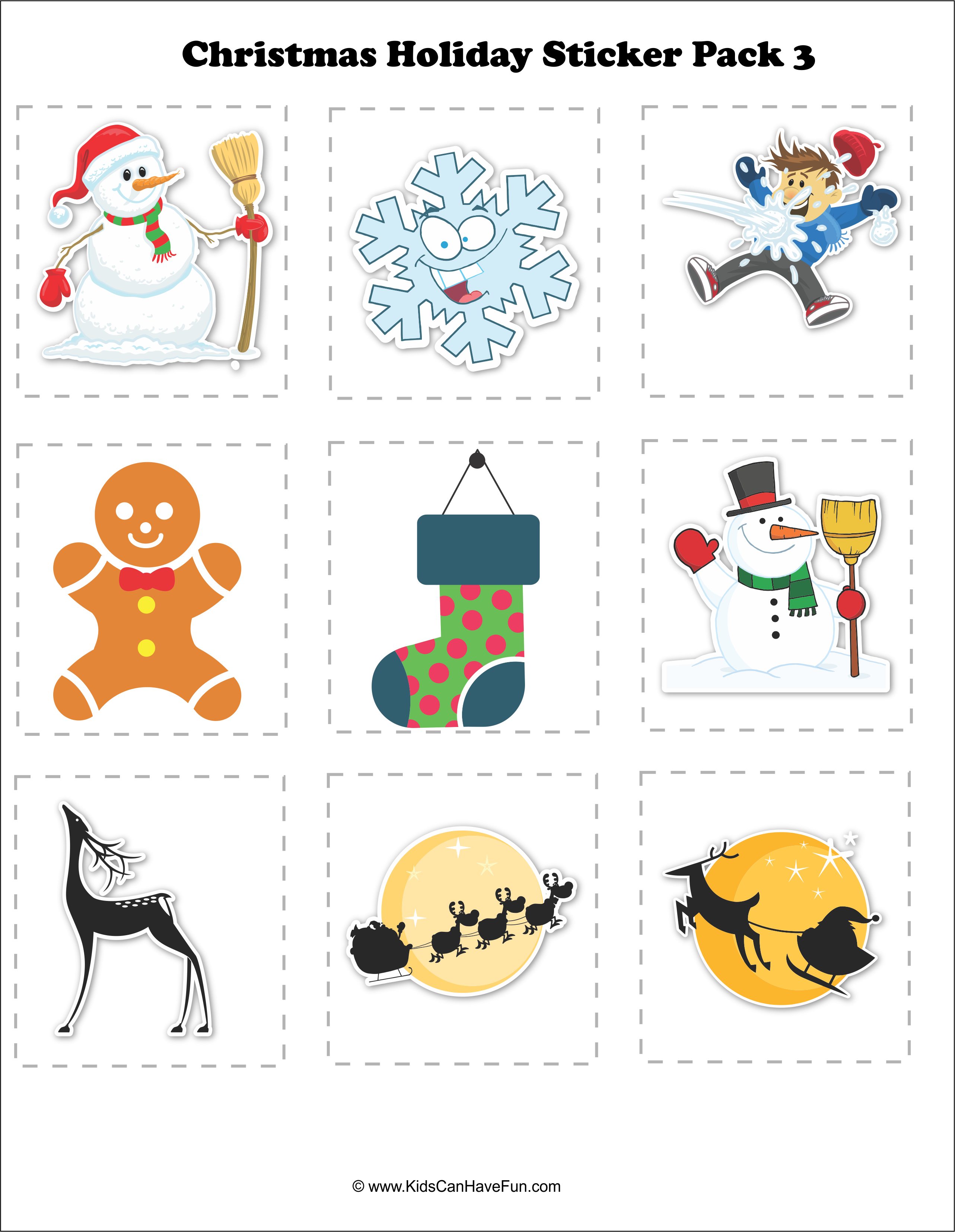 Christmas pack http www. Holiday clipart sticker