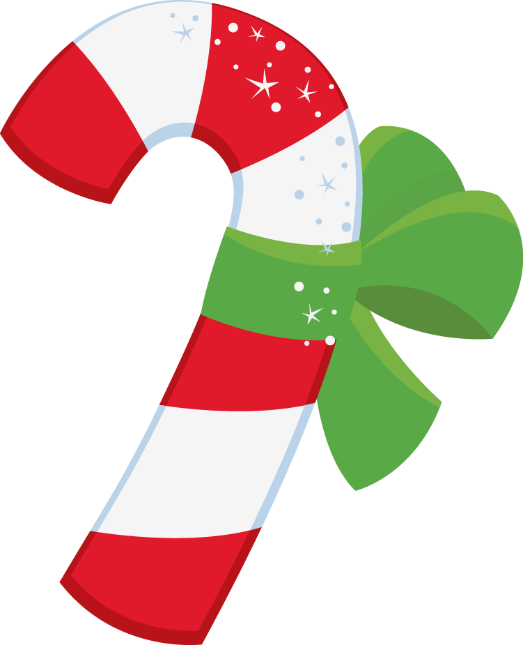 Holiday clipart sweet. Photo zwd candycane bow