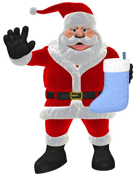 Holiday clipart teacher. Santa claus christmas clip