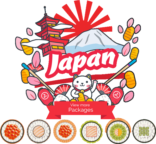 Holiday tour packages best. Japanese clipart wedding japanese