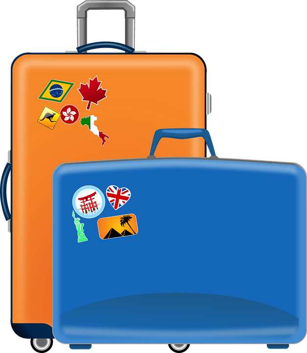 Planning top budget friendly. Holiday clipart traveller