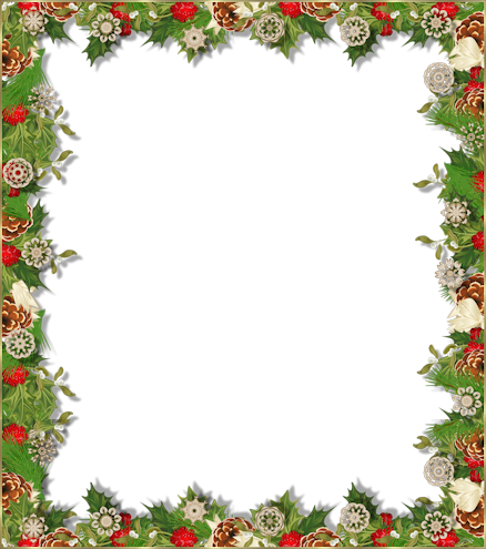 Holiday frame png. Gallery yopriceville high quality