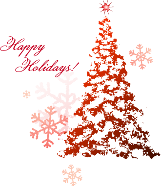 Holiday images png. Happy holidays transparent pictures