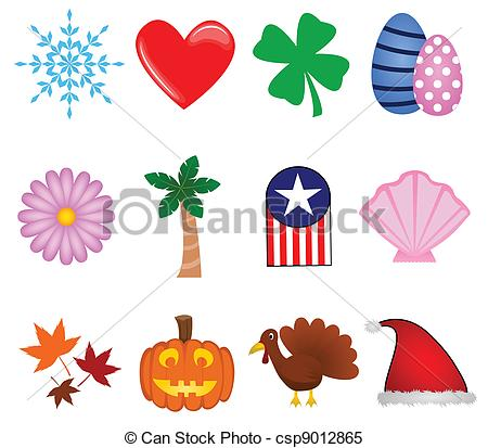Cliparts image . Holidays clipart