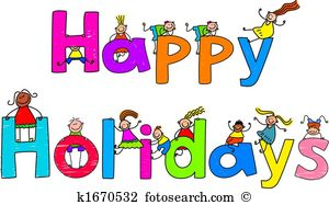 Station . Holidays clipart