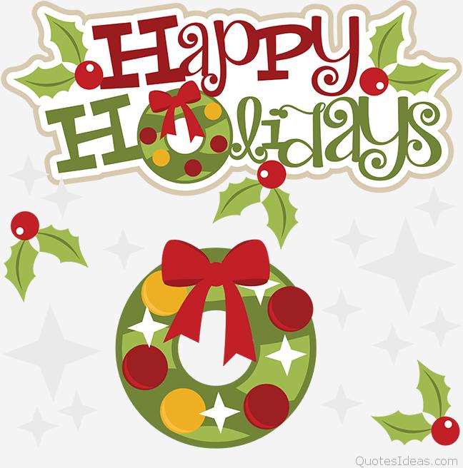 happy clip art. Holidays clipart animated