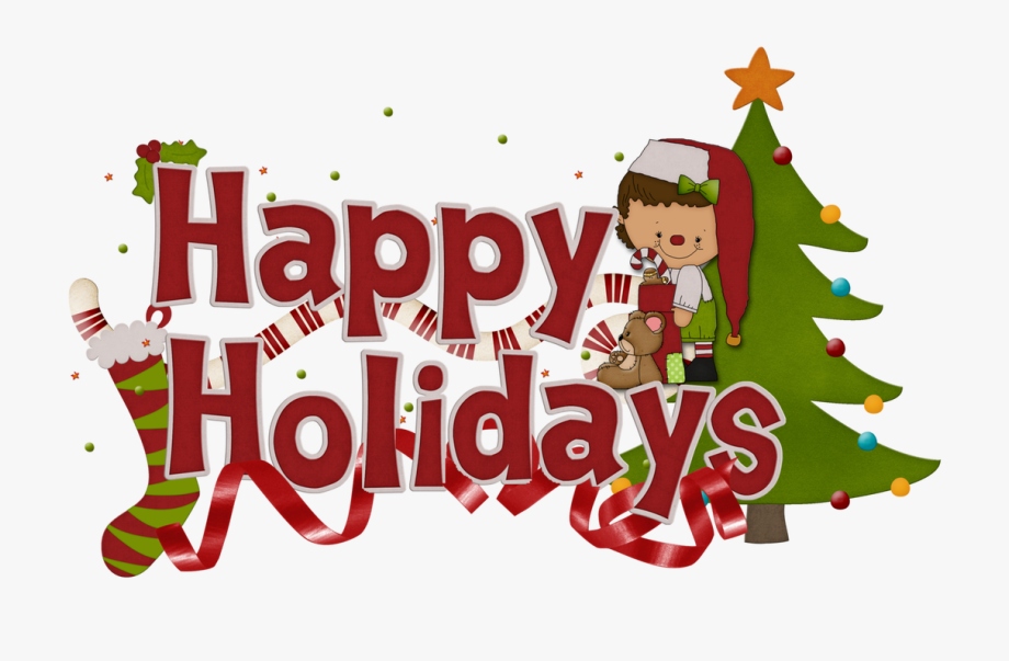 Clip black and white. Holidays clipart christmas