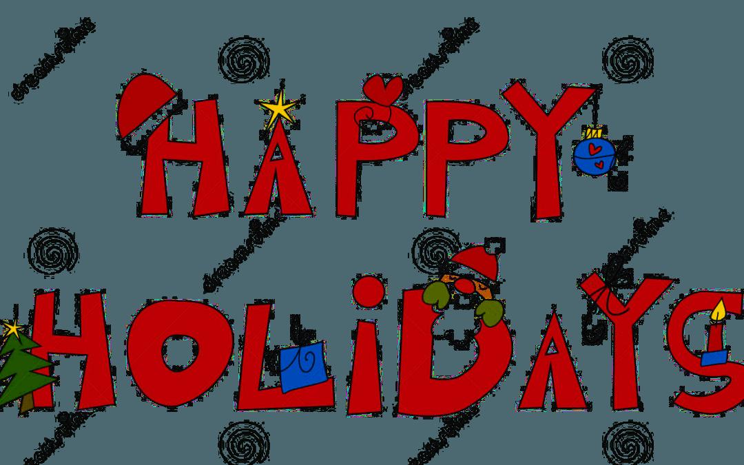 Happy from sunteam solar. Holidays clipart holiday season
