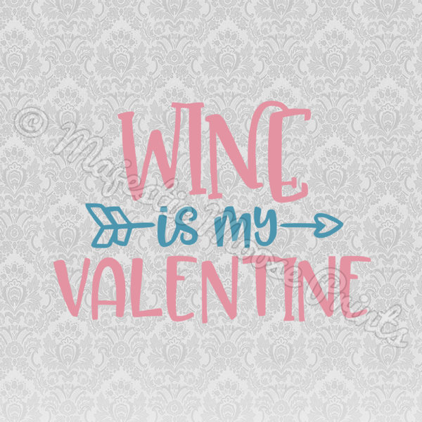 Moose clipart valentine. Majestic prints wine is