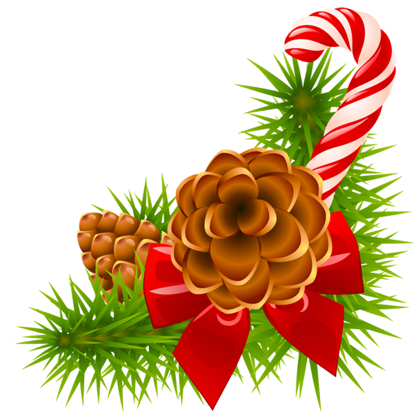 Holidays clipart pinecone. Holiday pencil and in