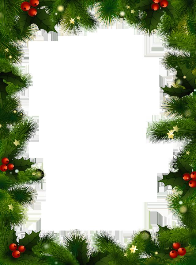Free christmas borders you. Holidays clipart printable
