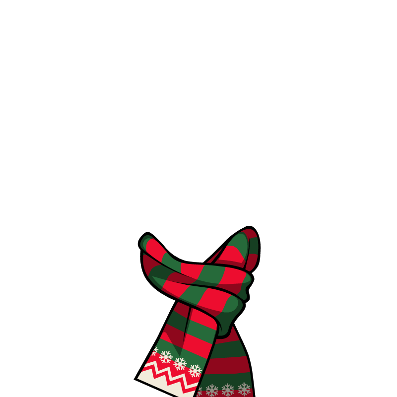Png transparent images all. Holidays clipart scarf