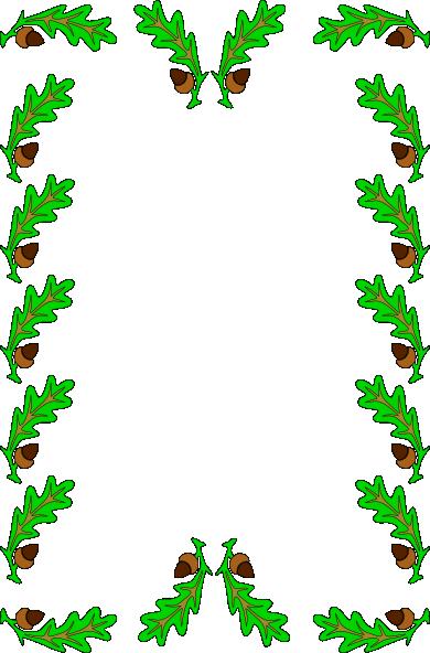 Holly border png. Leaves clip art at