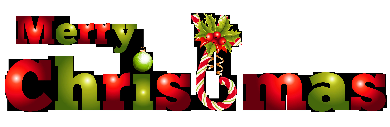 Merry christmas clip art. Holly clipart banner
