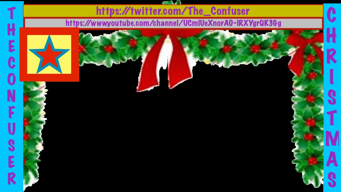 Holly clipart border. Christmas borders merry clip