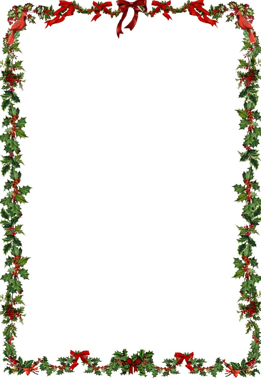 Free christmas cliparts download. Holly clipart border
