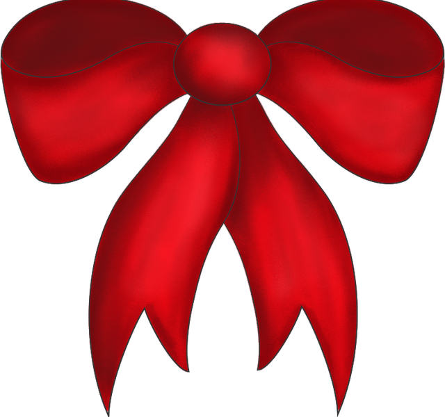Christmas free coloring ideas. Holly clipart bow