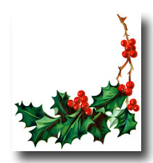 Holly clipart holy. Collection of free border