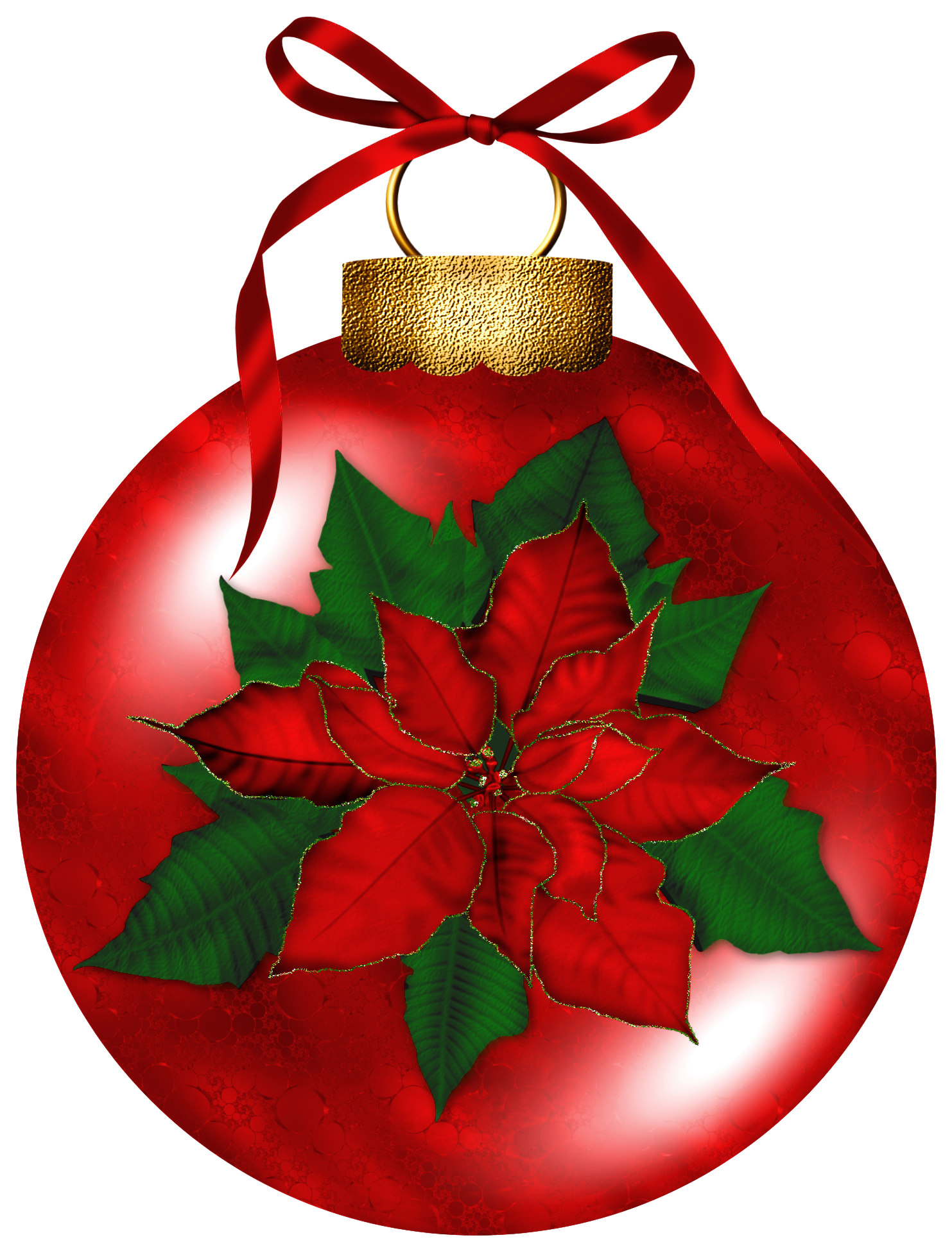 poinsettias clipart holiday