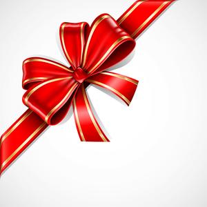 Free christmas border images. Holly clipart ribbon