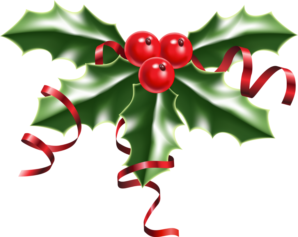 Holly clipart whitechristmas. Christmas images free download