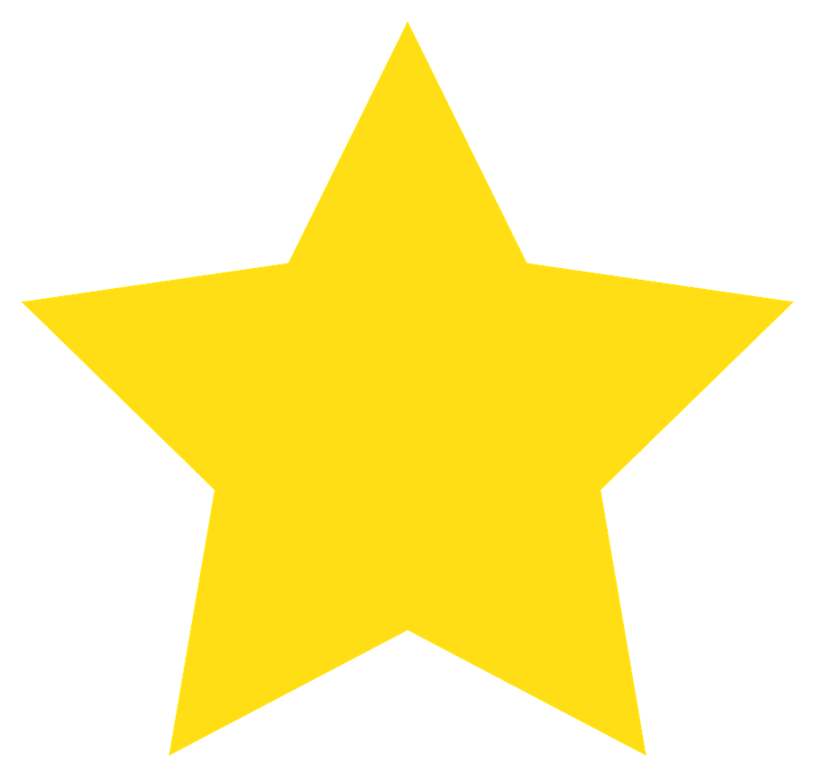 Hollywood clipart golden star. Accucut dies in the