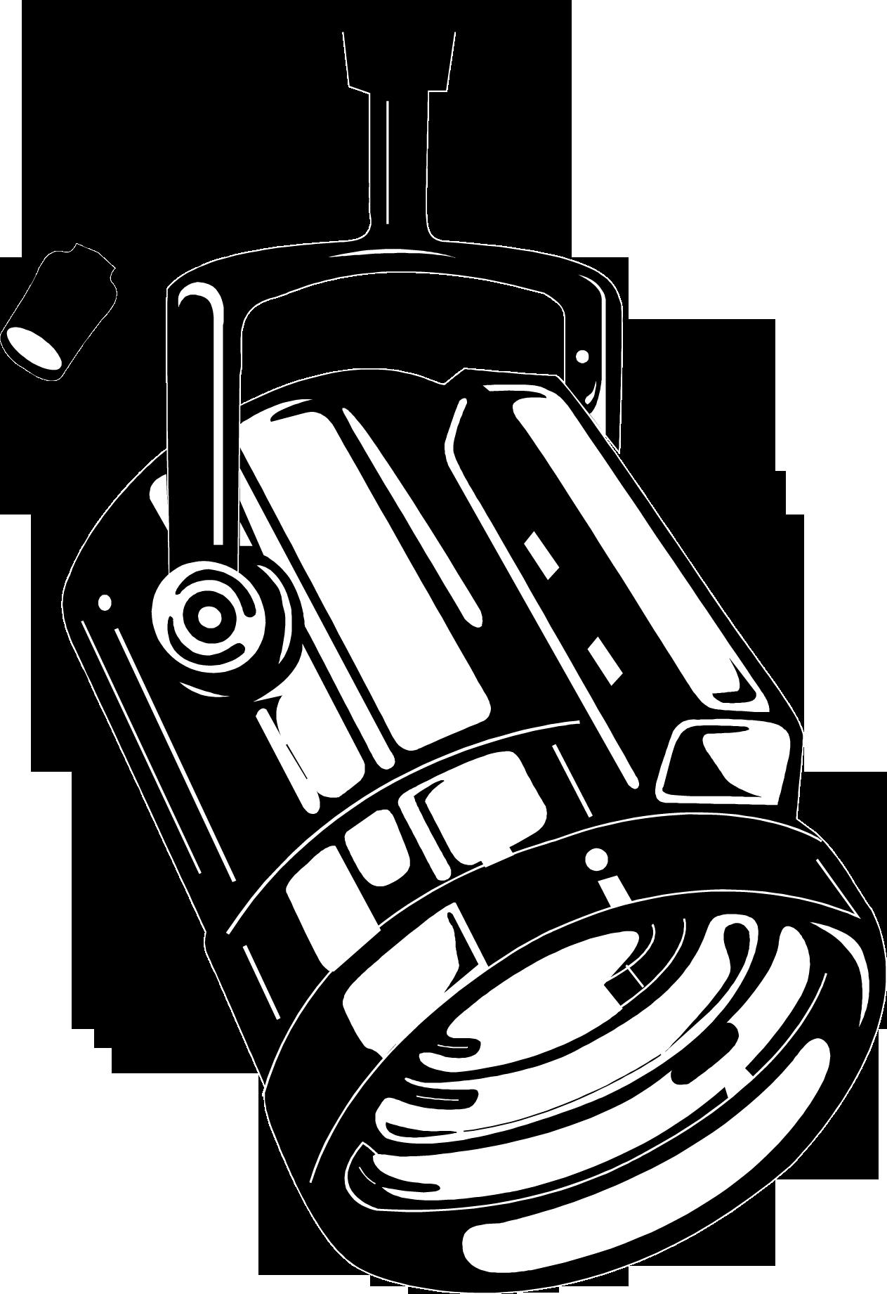 Lighting searchlight