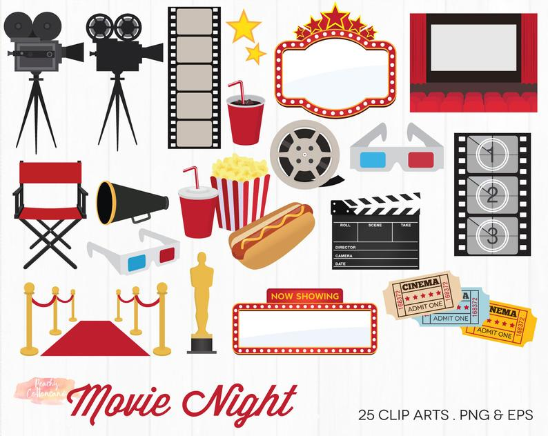 Buy get free movie. Hollywood clipart theater