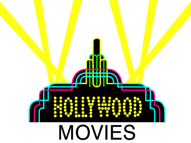 hollywood clipart themed hollywood