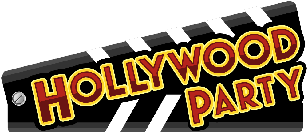 Parties magic wish party. Hollywood clipart themed hollywood