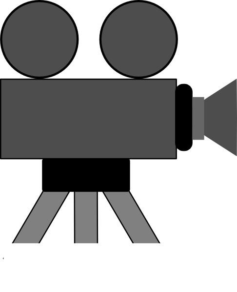 Free tv cliparts download. Television clipart television camera