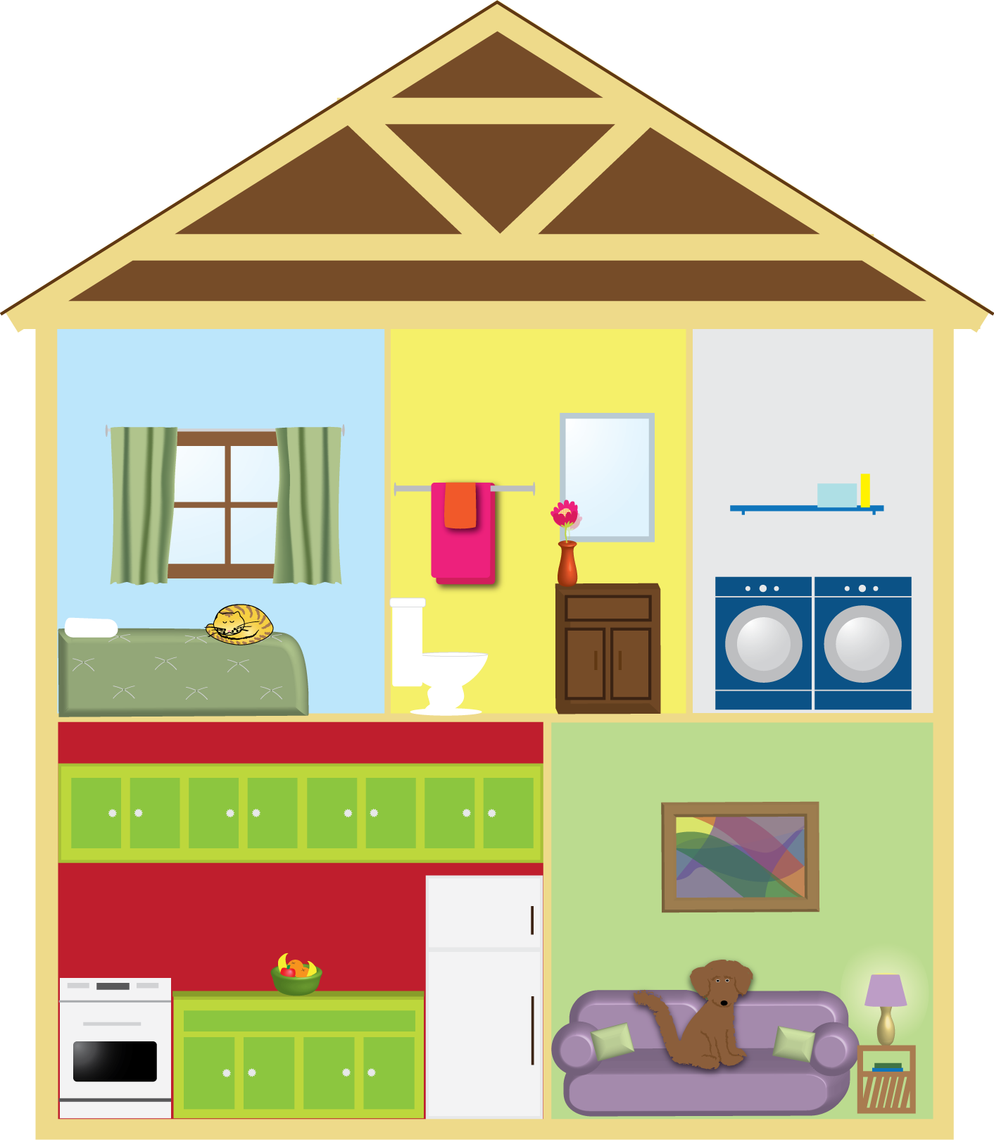 Home clipart country home. Scintillating simplicity photo credit