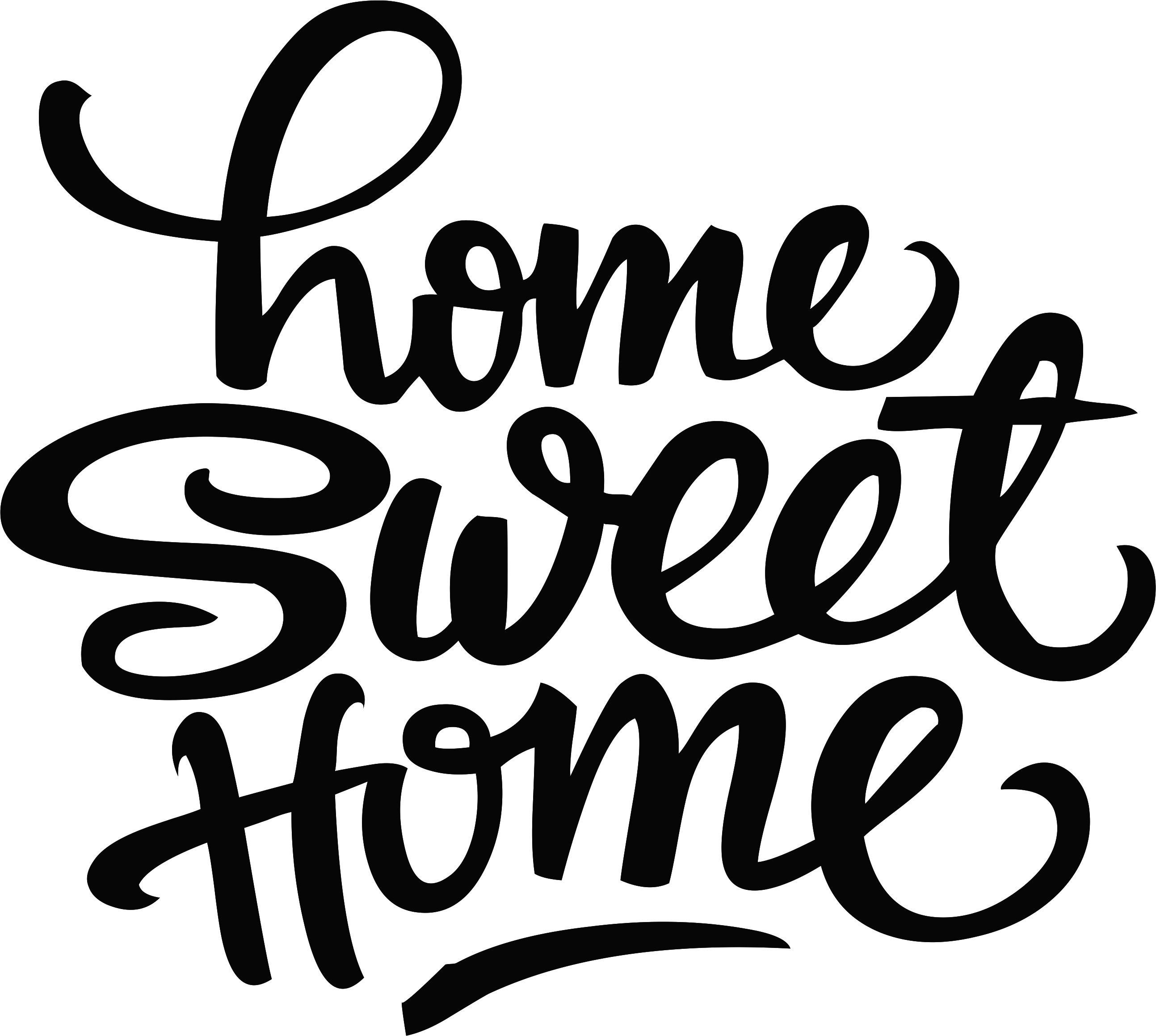 home clipart home sweet home