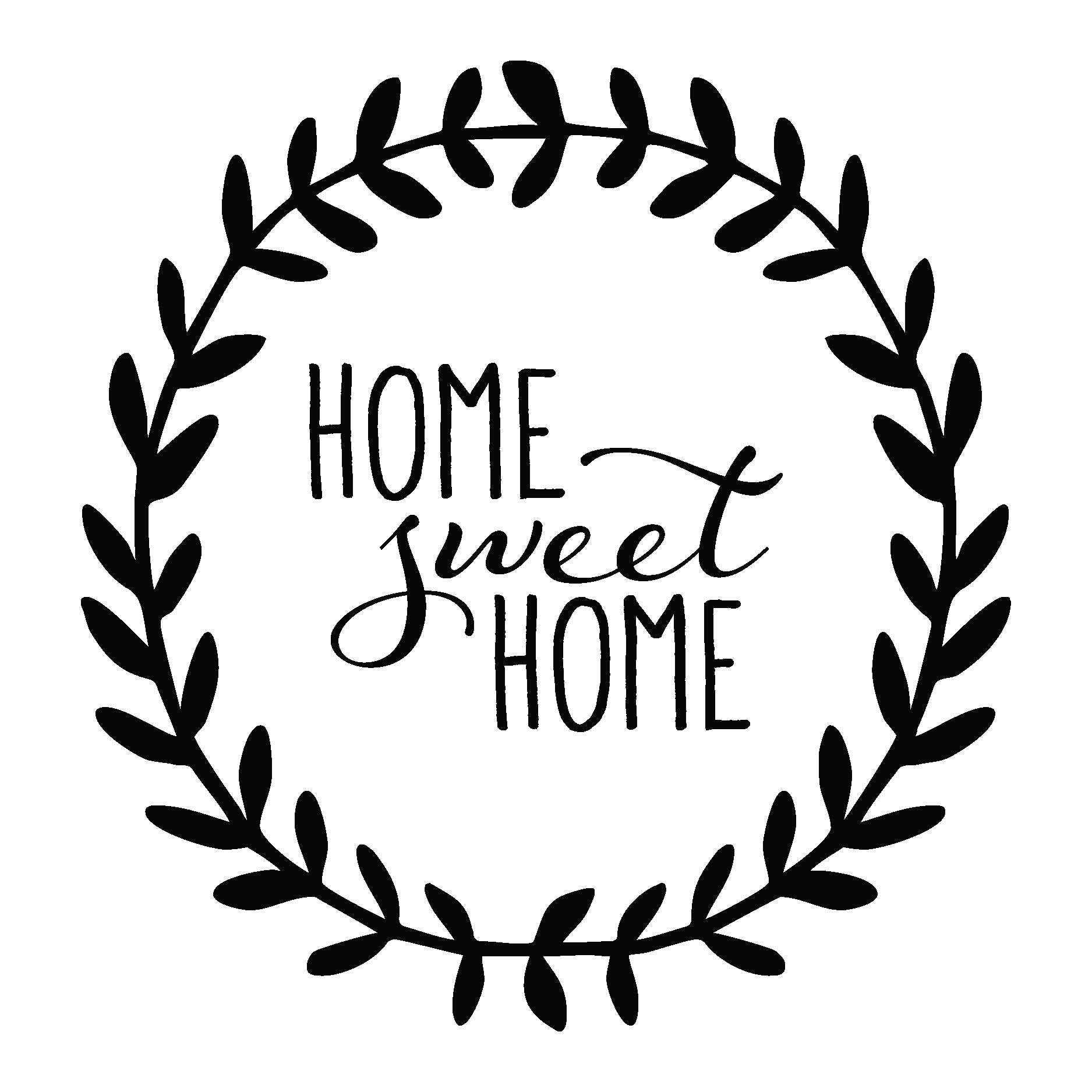 Home clipart home sweet home.  collection of png