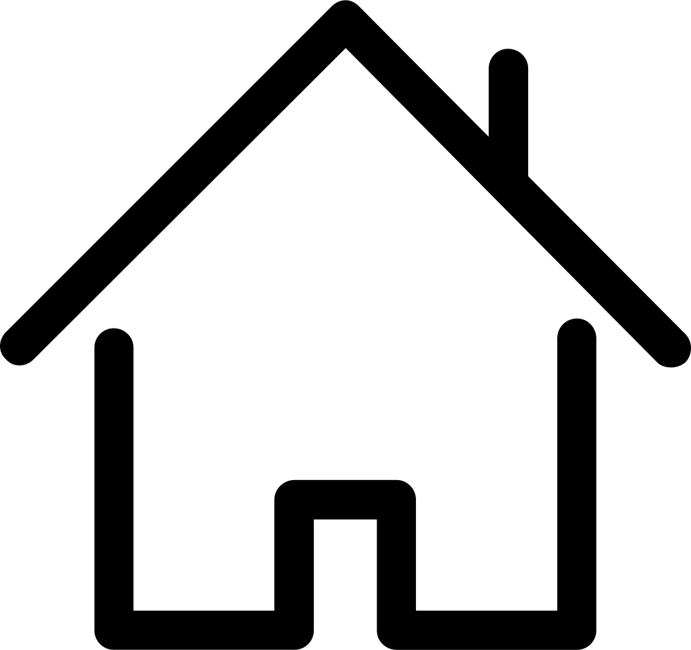 house outline png