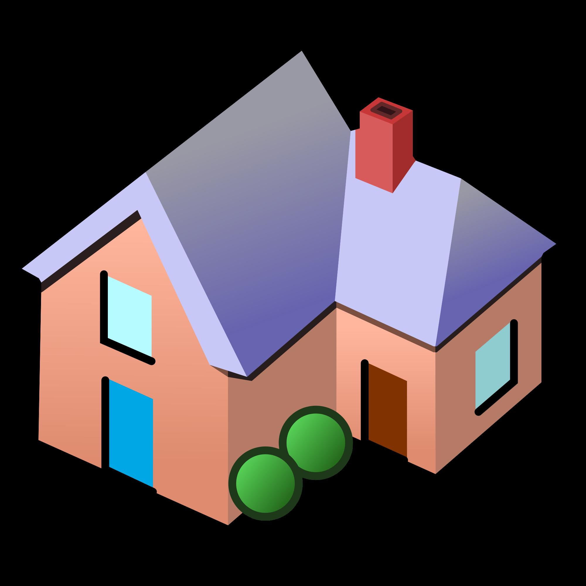 File svg icon wikimedia. Home clipart small house